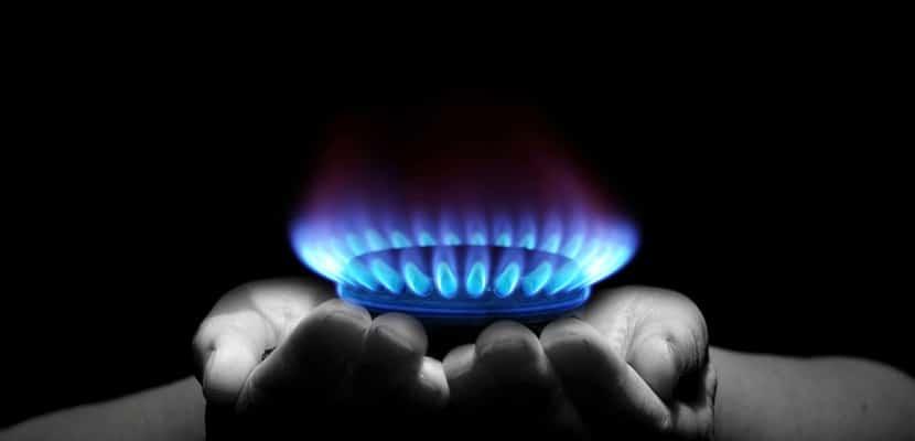 Image de gaz