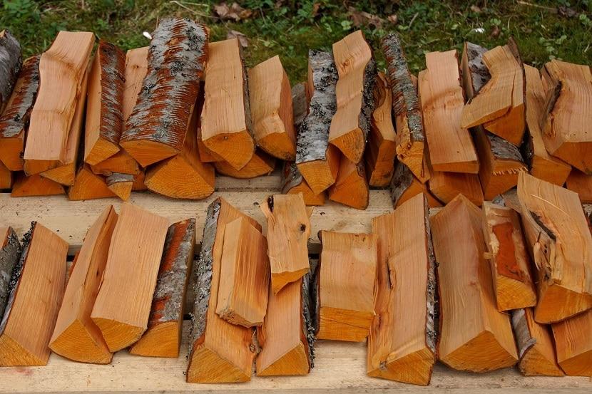 Soorten brandhout