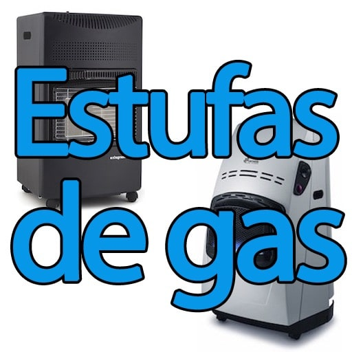 Estufas de gas
