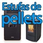 Estufas de pellets y biomasa