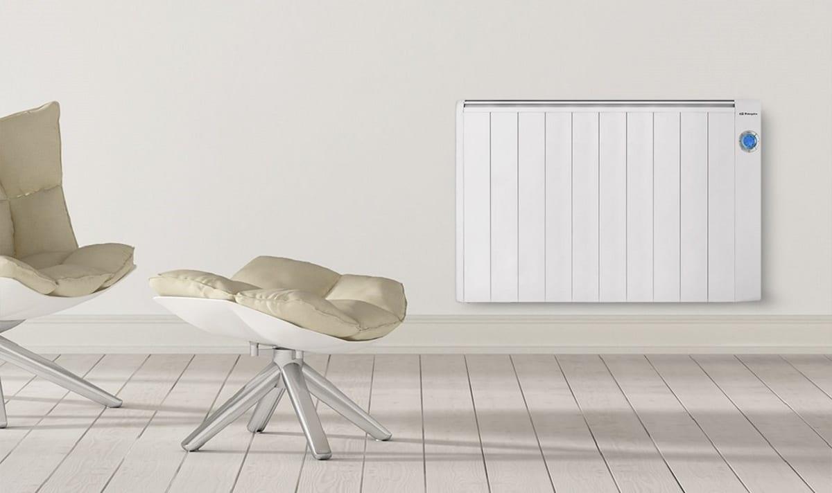 Tipos de radiador eléctrico de bajo consumo