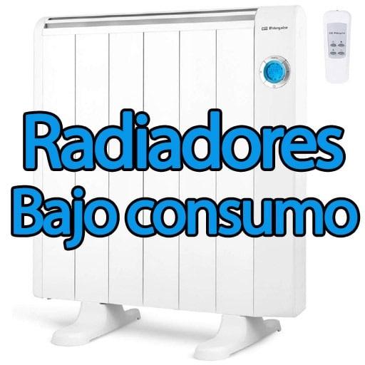 Radiadores bajo consumo