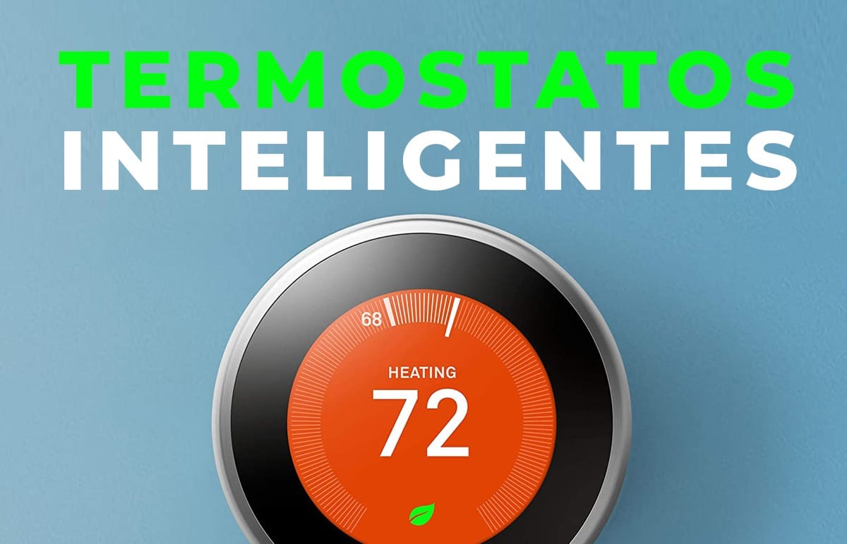 termostatos inteligentes